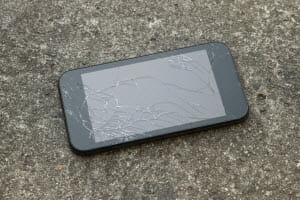 how to fix a broken iphone screen alpharetta