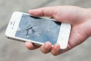 Broken Galaxy S6