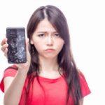 repair a cell phone screen