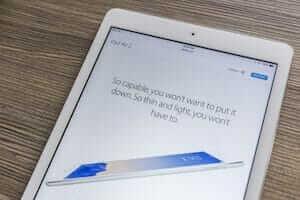 iPad air 2 repair