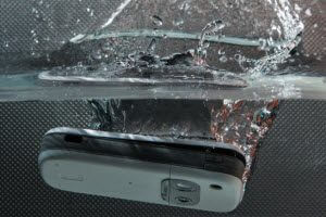 Does It Take a Miracle Worker to Fix Water Damaged Phones?
