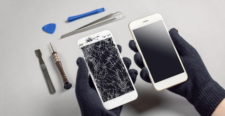 phone screen repair