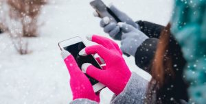 winter cell phone tips