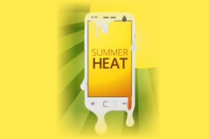 How a Hot Car Can Cause Cell Phone Damage