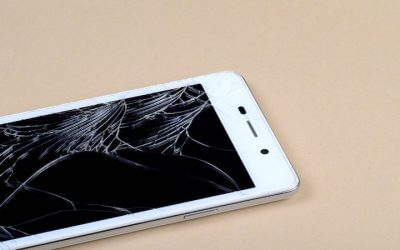 Fixing iPhone Screens:  A Quick Repair Can Replace the Screen
