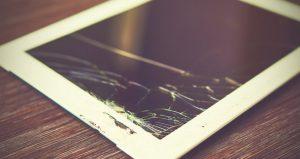 iPad Glass Repair