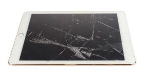 replace ipad glass